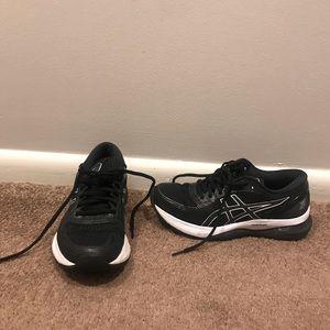 Asics Gel Nimbus 21 Womens Running Sneaker, Sz 8.5